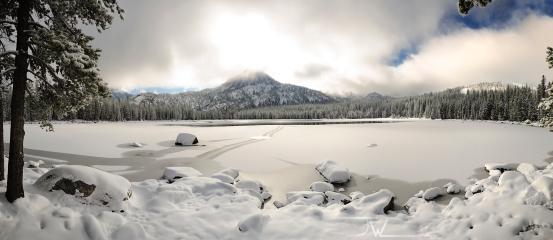Eastern Oregon Winter
