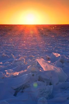 Transparent Ice