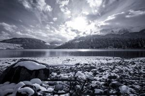 Toned Lake