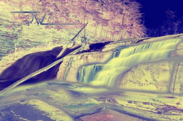 UP Waterfalls
