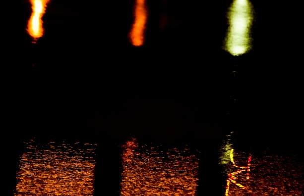 Road and Guardrail Reflection