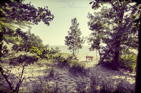 Lake Michigan Summer