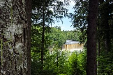 Waterfalls of Michigans UP