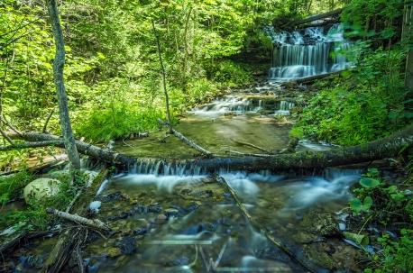Waterfalls of Michigan's UP