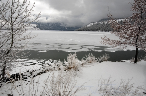 Wallowa Winter