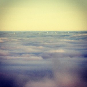 Power Above The Clouds