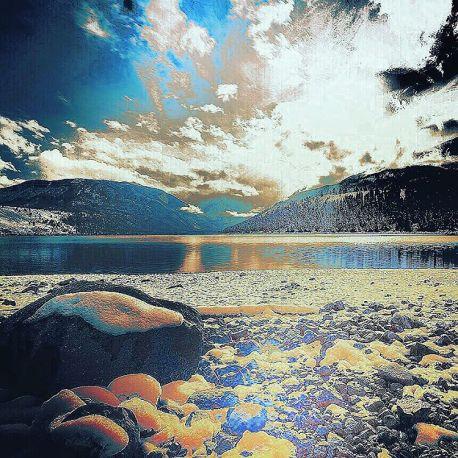 Wallo Lake SUnset