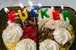 Fucker!