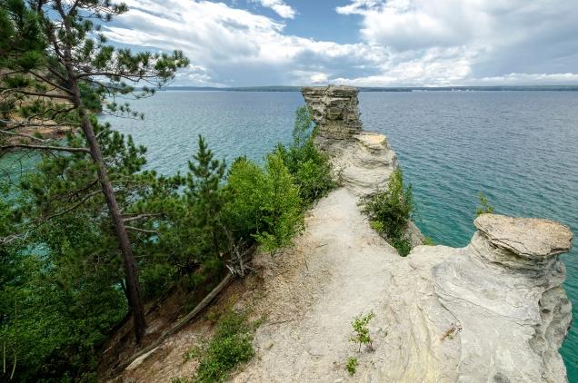 A Michigan Landmark.